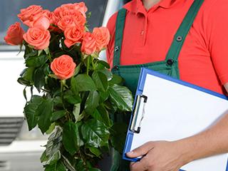 Лиды по доставке цветов