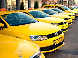 Заявки от водителей, желающих работать в такси